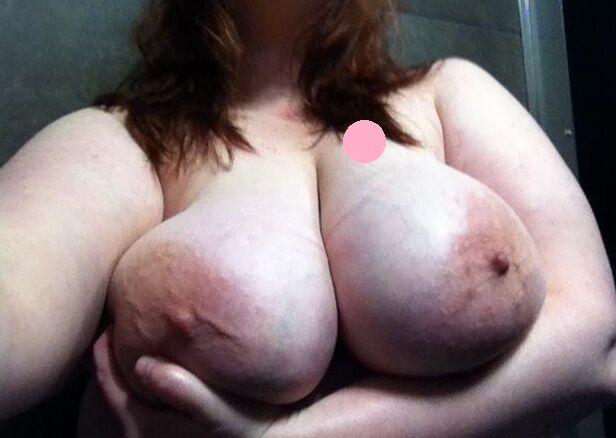 Consider, big breasted redhead blowjob all