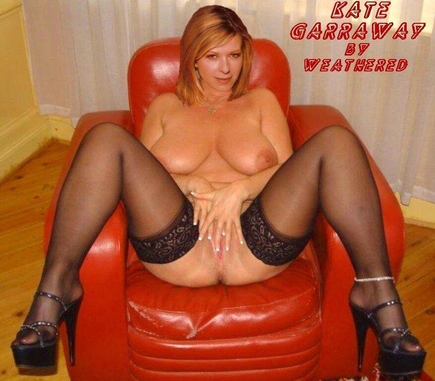 Kate garraway big tits