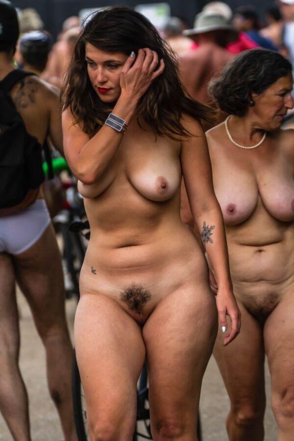 Real world uncensored nudity regret