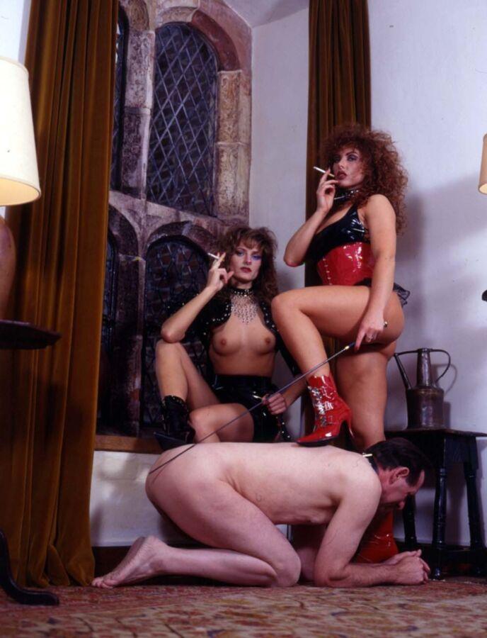 Kerry matthews as mistress caroline - 2 part 8