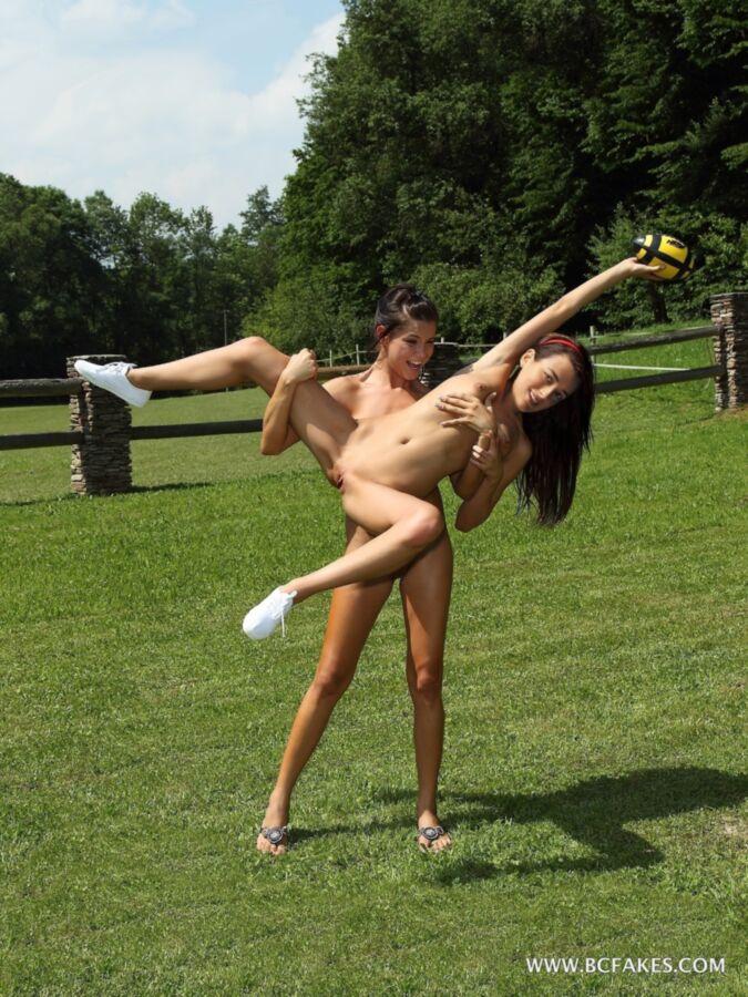 With you Cote de pablo nude feet